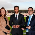 Belfast Photographer - Press launch at the Kingspan Stadium